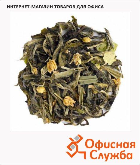 фото: Чай Newby Linden Flower & Green Tea зеленый, листовой, 125 г