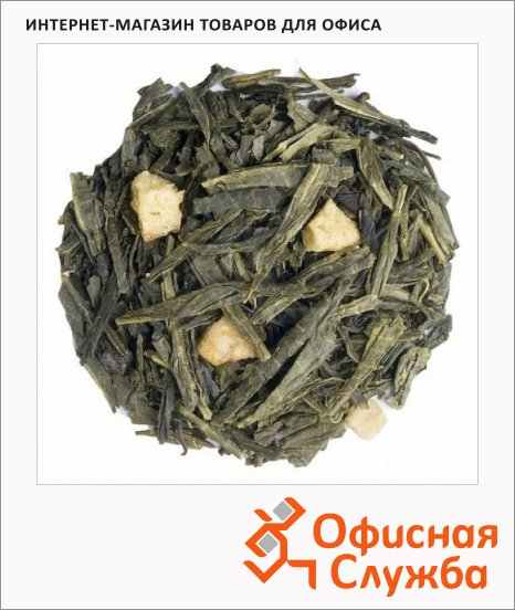 Чай Newby Green Lemon (Грин лемон), зеленый, листовой, 500 г