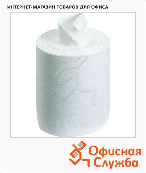Протирочные салфетки Kimberly-Clark Wettask 38667, листовые, 60шт, 1 слой, белые