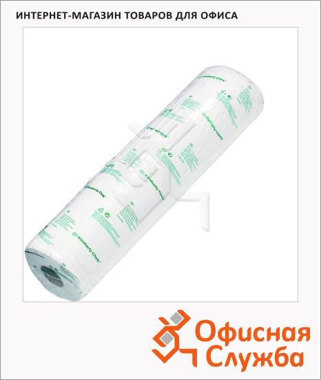 фото: Бумажные простыни Kimberly-Clark Scott 6003 в рулоне, 135шт, 2 слоя, белые