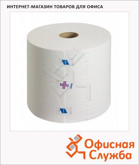 Протирочные салфетки Kimberly-Clark Wettask 38666, в рулоне, 540шт, 1 слой, белые