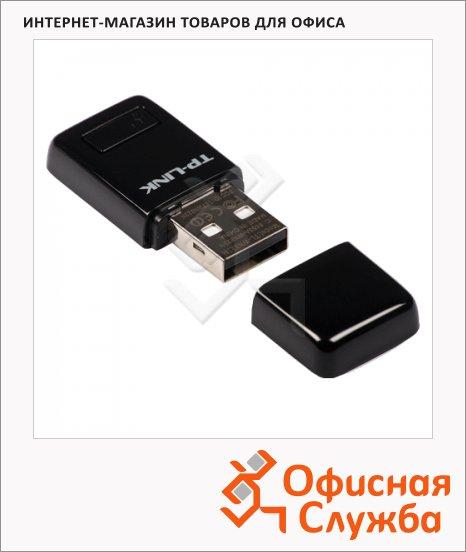 фото: Адаптер беспроводной USB Tp-Link Wi-Fi TL-WN823N 300 мбит/с 802.11n