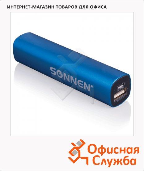 фото: Внешний аккумулятор универсальный Sonnen PB-2200 синий