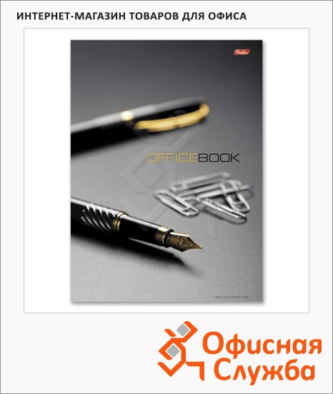 ������� Hatber Office Book, �4, 120 ������, � ������, �� ������, �������������� ������, ������� ��������, 5-������� ����