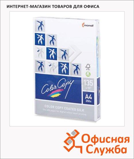 фото: Бумага для принтера Color Copy Silk А4 250 листов, белизна 138%CIE, 135г/м2