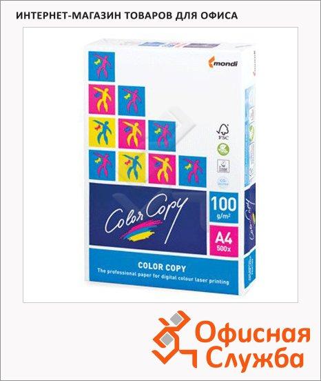 Бумага для принтера Color Copy А4, белизна 161%CIE, 500 листов, 100г/м2