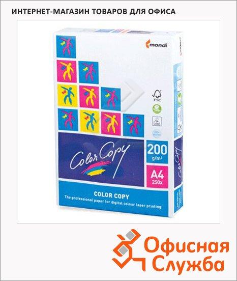 Бумага для принтера Color Copy А4, белизна 161%CIE, 250 листов, 200г/м2
