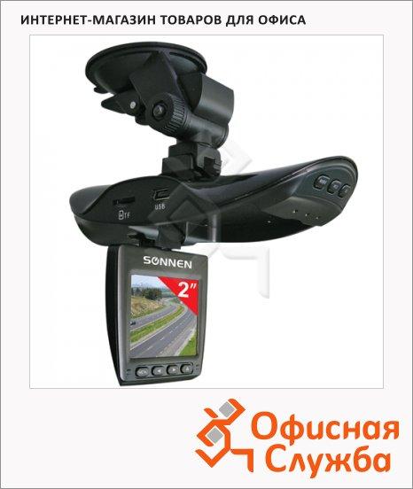фото: Видеорегистратор автомобильный Sonnen DVR-540 FullHD 120° microSD, HDMI, экран 2''