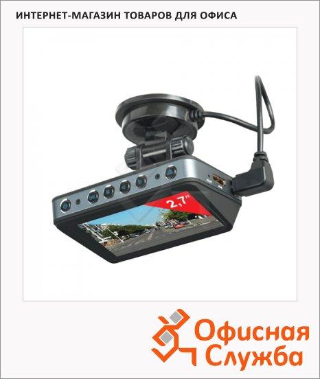 фото: Видеорегистратор автомобильный Sonnen DVR-560 FullHD 120° microSD, HDMI, экран 2, 7