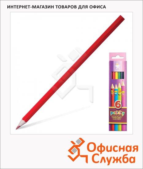 фото: Набор цветных карандашей Koh-I-Noor 6 цветов 2141/6