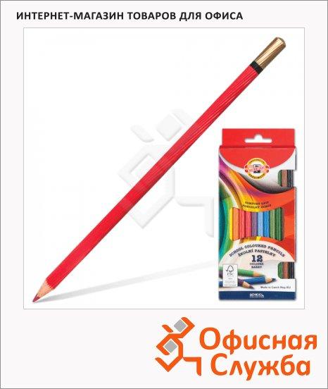 фото: Набор цветных карандашей Koh-I-Noor 2112 12 цветов