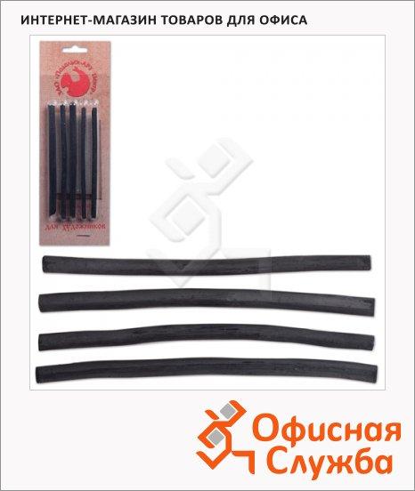 фото: Уголь для рисования Подольск-Арт-Центр толщина 3-5мм 5шт