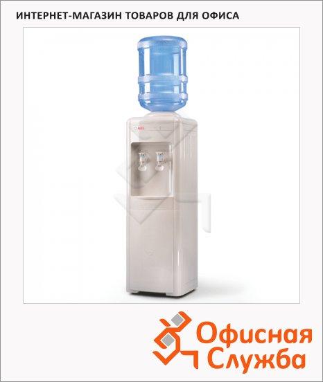 фото: Кулер для воды Ael L-AEL-016 белый напольный, 310х330х950 мм