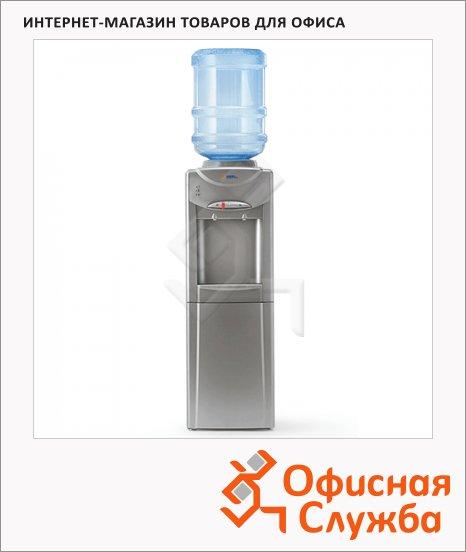 фото: Кулер для воды Ael LD-AEL-326C серый напольный, 980х320х350 мм