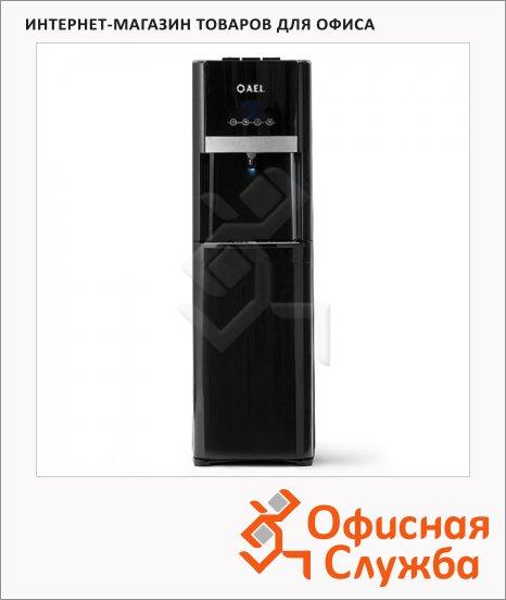 Кулер для воды AEL LC-AEL-809a черный, напольный, 310х385х1020 мм