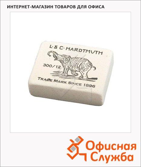 Ластик Koh-I-Noor Elephant 300/80 300/12, белый, 48х37х16мм
