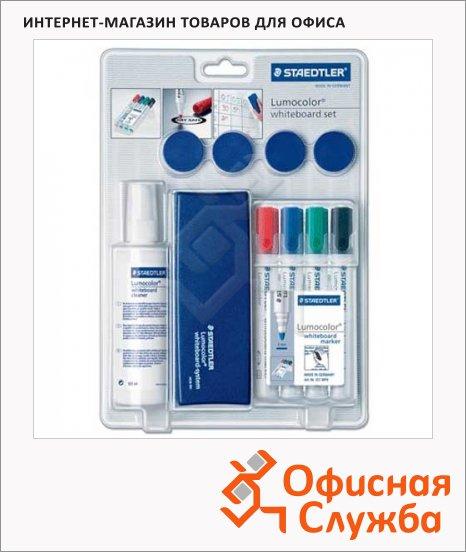 фото: Набор для магнитной маркерной доски Lumocolor 10 предметов