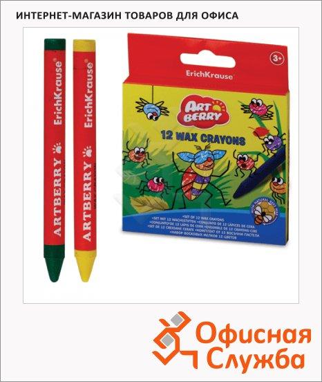 Набор восковых карандашей Erich Krause Artberry 33118 12 цветов