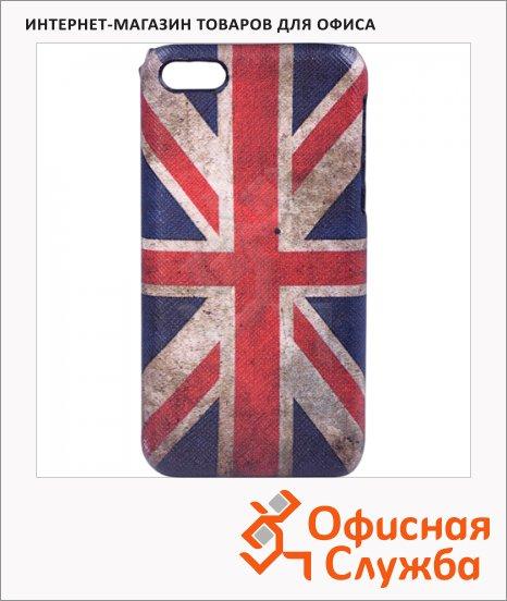 Чехол для Apple iPhone 5/5S Sonnen Flag Британский флаг, пластиковый