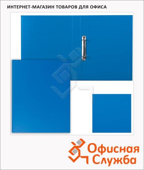 фото: Папка на 2-х кольцах А4 Esselte Standard синяя 42мм, 14452