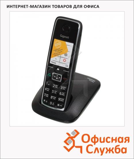 фото: Радиотелефон Gigaset C530 RUS черный
