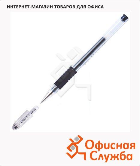 Ручка гелевая Pilot G-1 Grip BLGP-G1-5 чёрная, 0.3мм