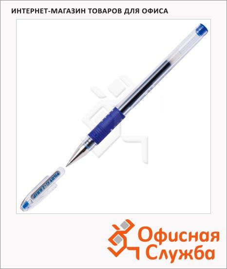 Ручка гелевая Pilot G-1 Grip BLGP-G1-5 синяя, 0.3мм