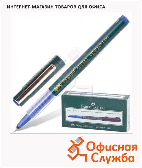 Ручка-роллер Faber-Castell Vision FC147599 синяя, 0.3мм