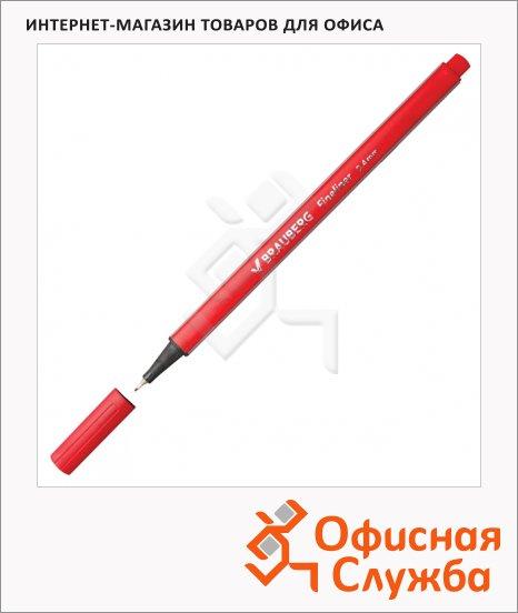 фото: Ручка капиллярная Brauberg Aero 4 цвета 0.4мм