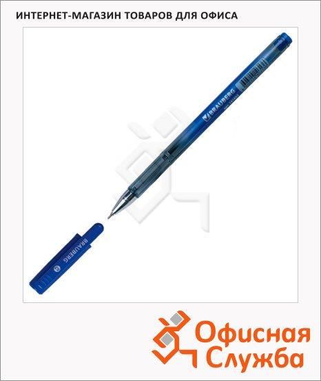 Ручка шариковая Brauberg Profi-Oil 141633 синяя, 0.7мм, корпус с принтом