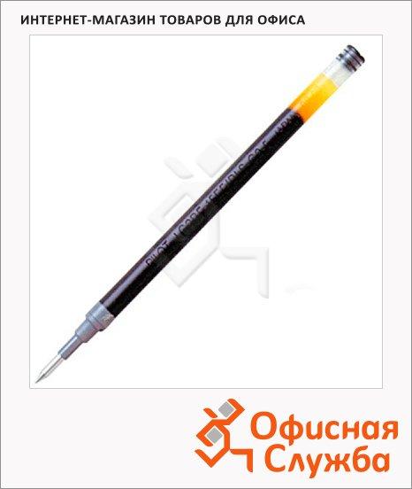 Стержень для гелевой ручки Pilot BLS-G2-5/7-L черный, 0.3мм
