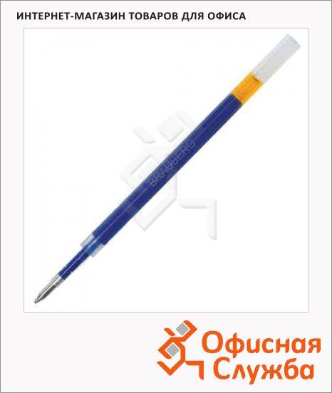Стержень для гелевой ручки Brauberg синий, 0.5мм, 110 мм, евронаконечник