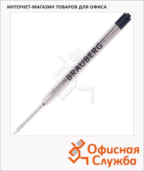 Стержень для шариковой ручки Brauberg черный, 1мм