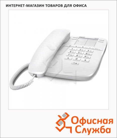 фото: Телефон проводной Gigaset DA310 белый