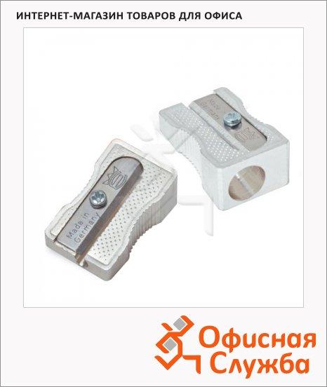 Точилка Eisen 1 отверстие, металлическая