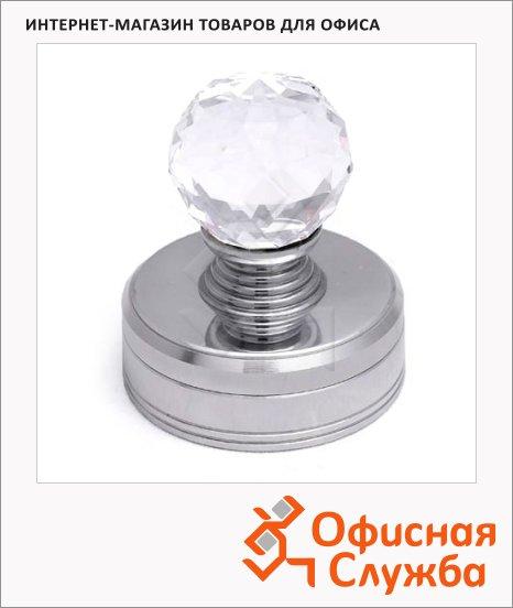 фото: Оснастка для круглой печати Сириус d=40 белая