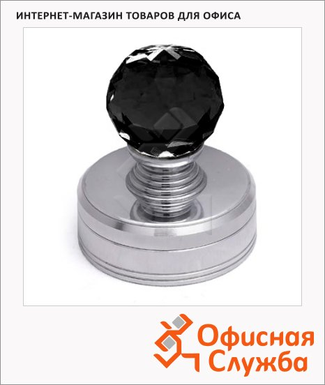 Оснастка для круглой печати Сириус d=40, черная