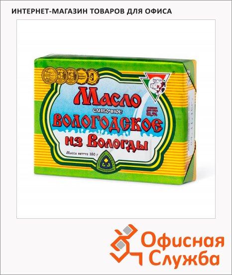 фото: Масло сливочное Из Вологды Вологодское 82.5% 180г