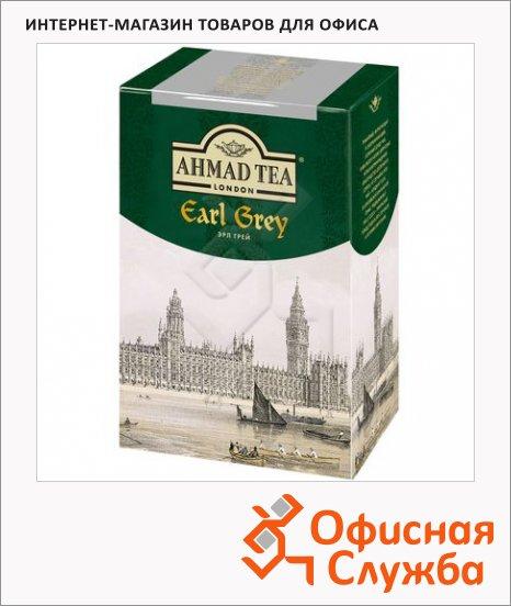 Чай Ahmad Earl Grey (Эрл Грей), черный, листовой, 200 г