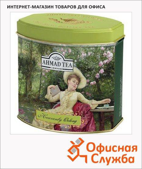 Чай Ahmad Heavenly Oolong (Небесный Улун), черный, листовой, ж/б, 100 г