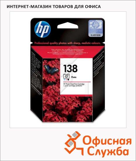 Картридж струйный Hp №138 C9369HE, 3 цвета