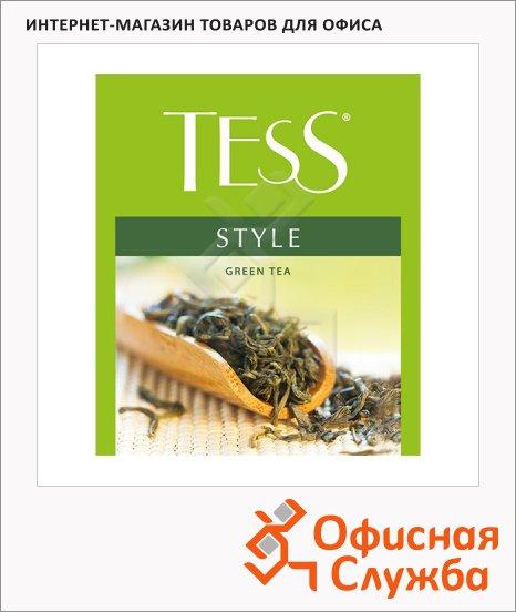 фото: Чай Tess для сегмента HoReCa Style (Стайл) зеленый, 100 пакетиков