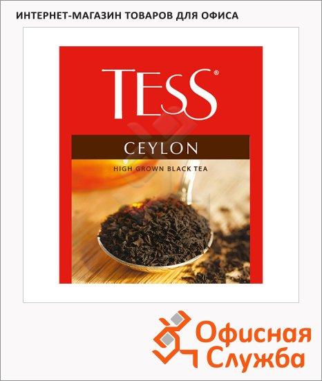 фото: Чай Tess для сегмента HoReCa Ceylon (Цейлон) черный, 100 пакетиков