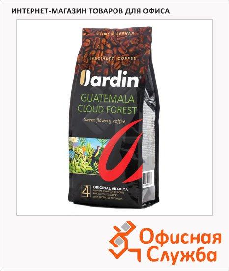 фото: Кофе в зернах Jardin Guatemala Cloud Forest (Гватемала Клауд Форест) 250г пачка