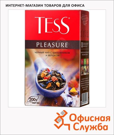 Чай Tess Pleasure (Плэжа), черный, листовой, 200 г