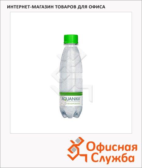 фото: Вода минеральная Aquanika без газа 250мл, ПЭТ