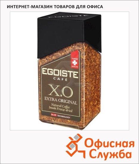 Кофе растворимый Egoiste XO 100г, стекло