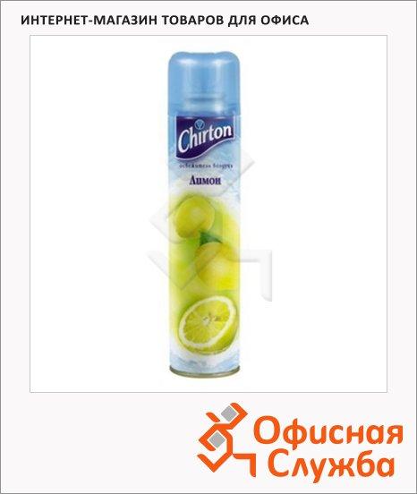 Освежитель воздуха аэрозоль Chirton цитрус и лимон, 0.3л