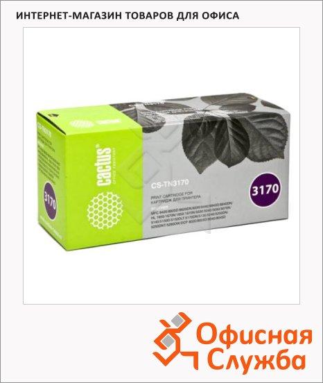 Тонер-картридж Cactus CS-TN3170, черный, 7000 стр