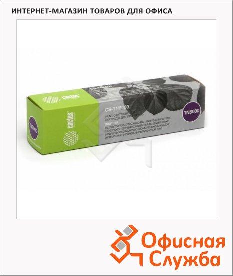 фото: Тонер-картридж Cactus CS-TN8000 черный, 2200 стр
